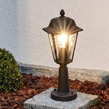 Svítidlo se soklem Lamina ve tvaru lucerny