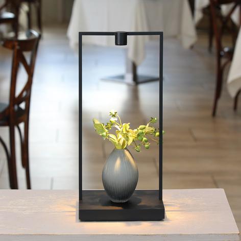 Artemide Curiosity -LED-pöytälamppu akulla