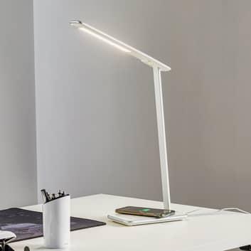 LED stolní lampa Orbit s indukcí