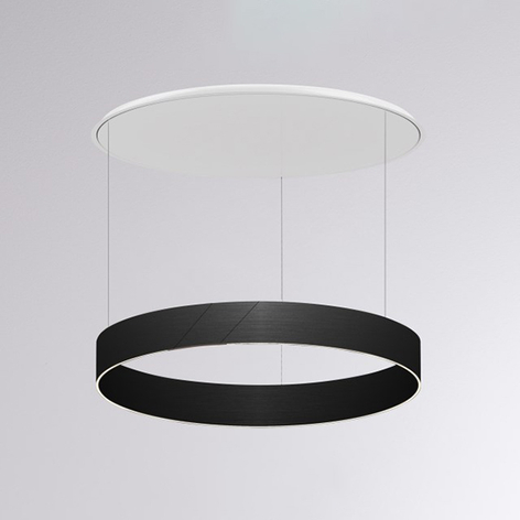 Lampada a sospensione LED After 8 Round DALI