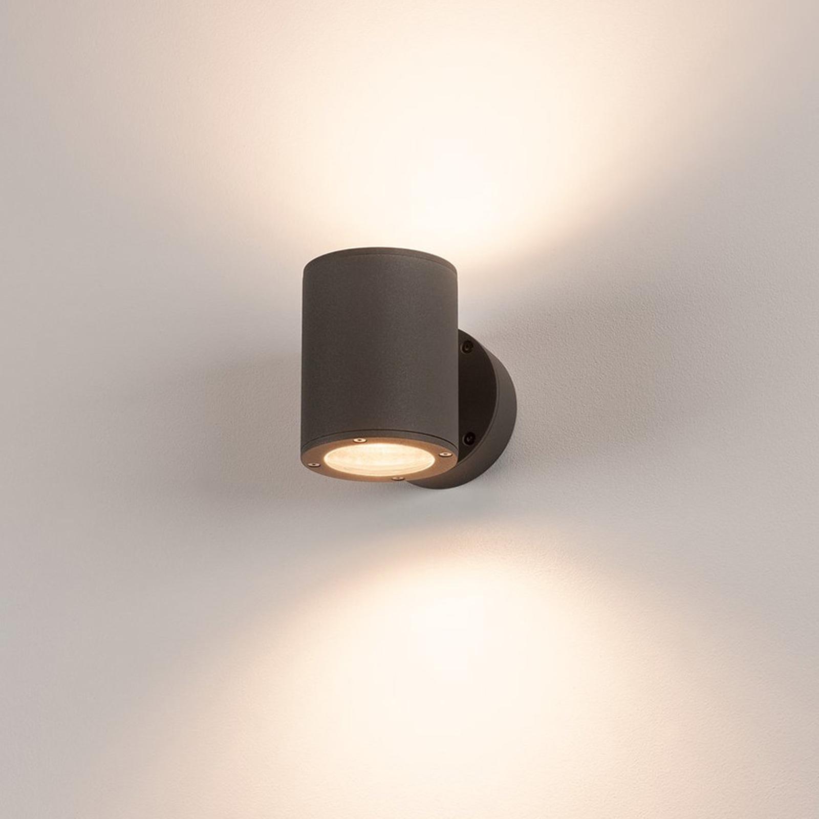 Zewnętrzna lampa ścienna SITRA WALL UP-DOWN
