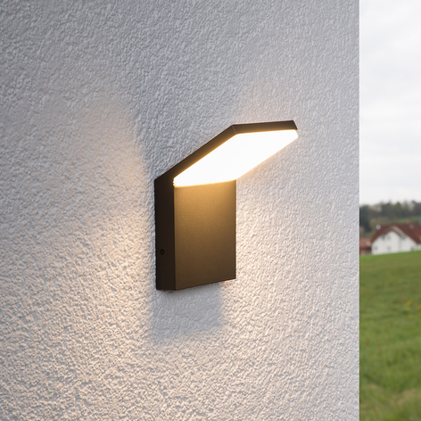 Waban - LED-vegglampe for utendørsbruk
