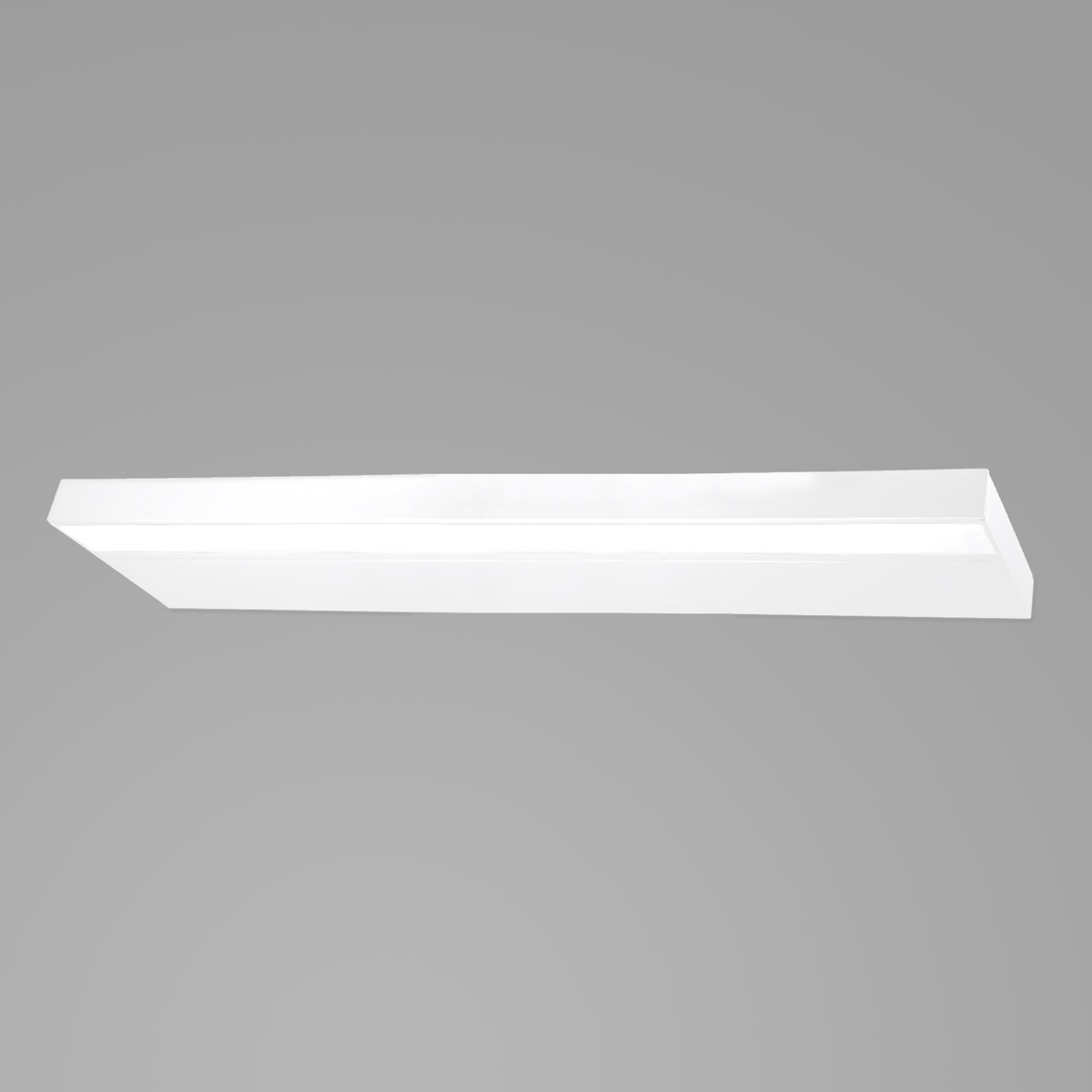Applique salle de bain LED Prim IP20 120cm, blanc