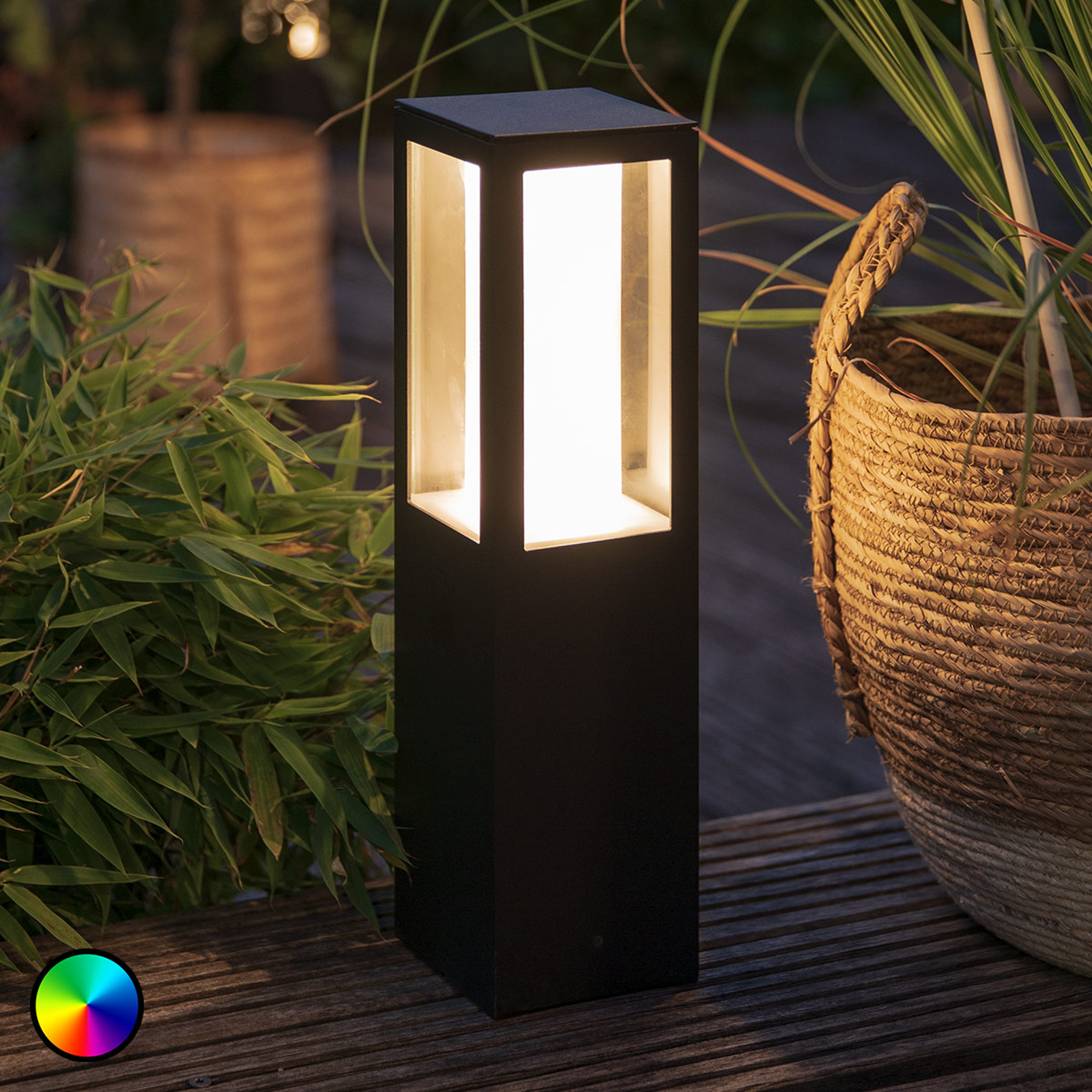 Philips Hue Impress lampioncino, set di base