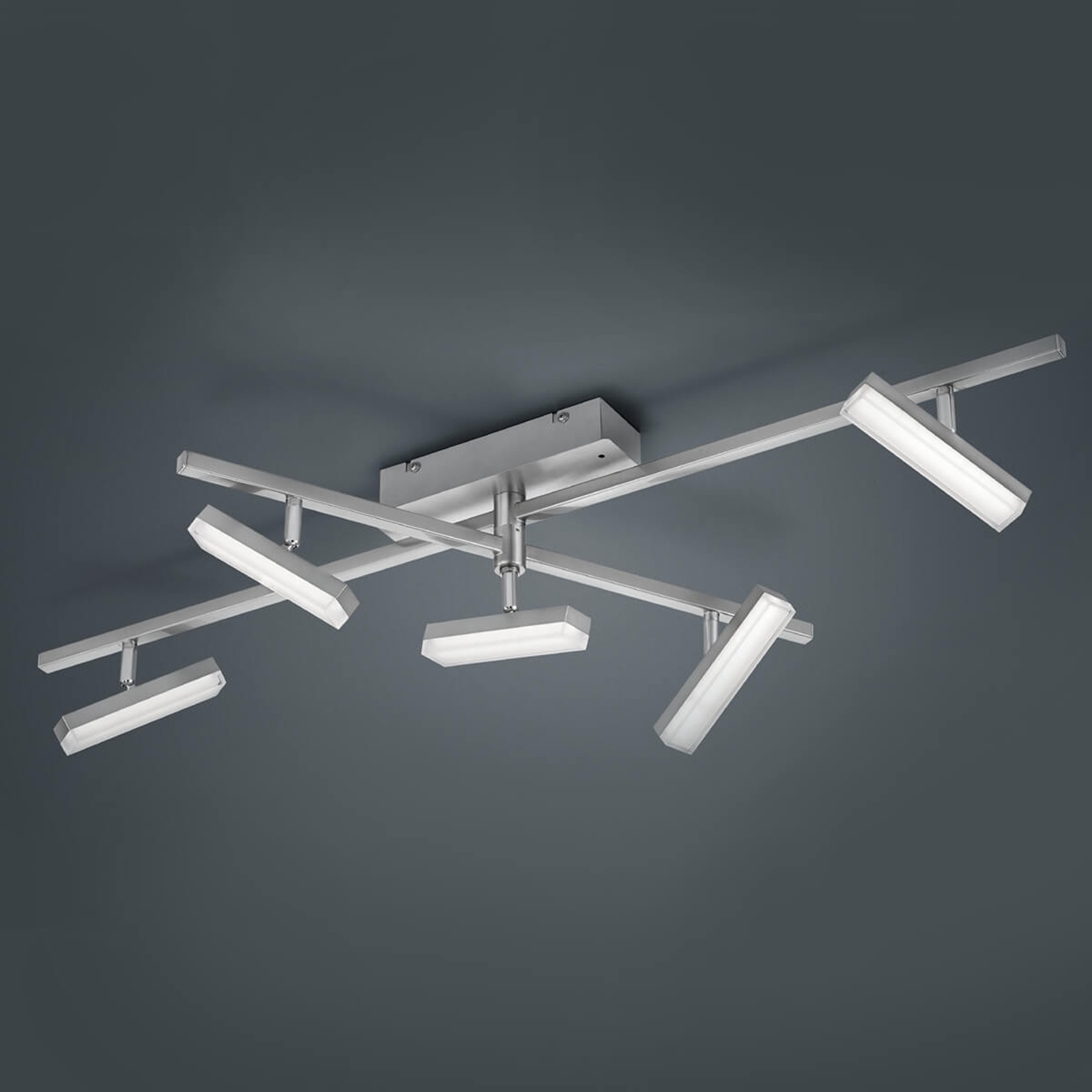 LED stropní svítidlo Bondy - nastavitelná barva