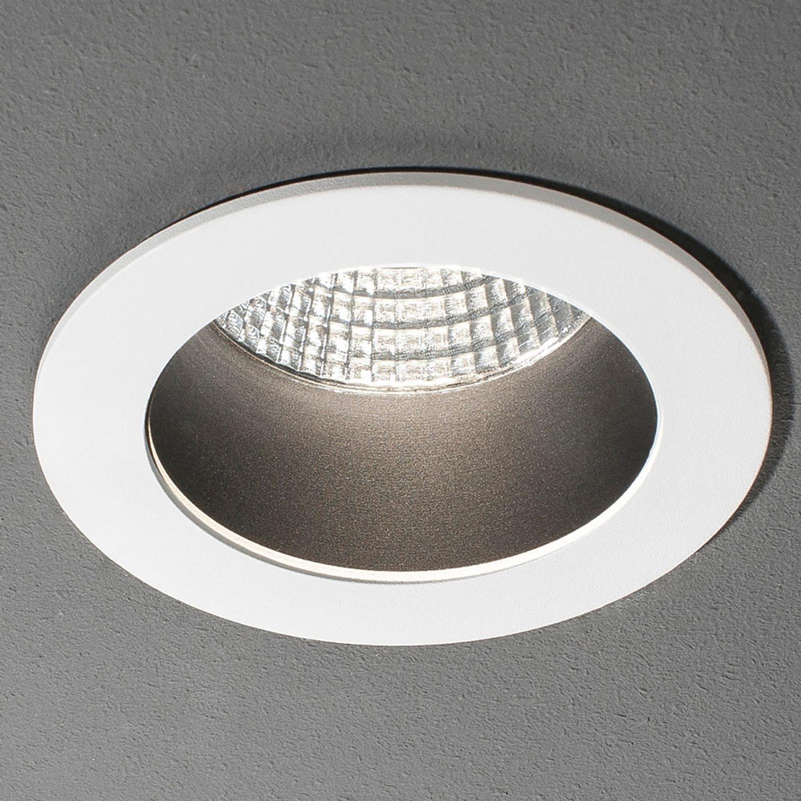 LED inbouwspot look Round Big, wit