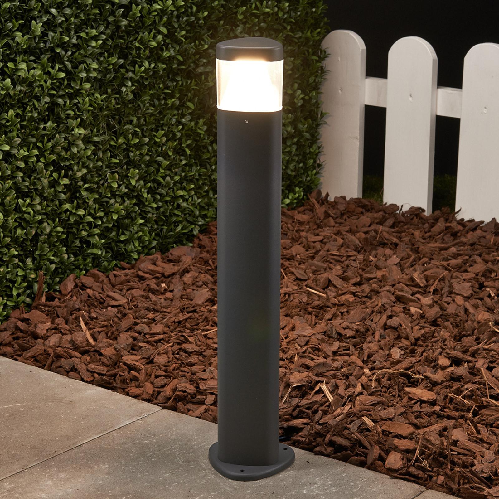 Milou - LED-Sockelleuchte aus Aluminium