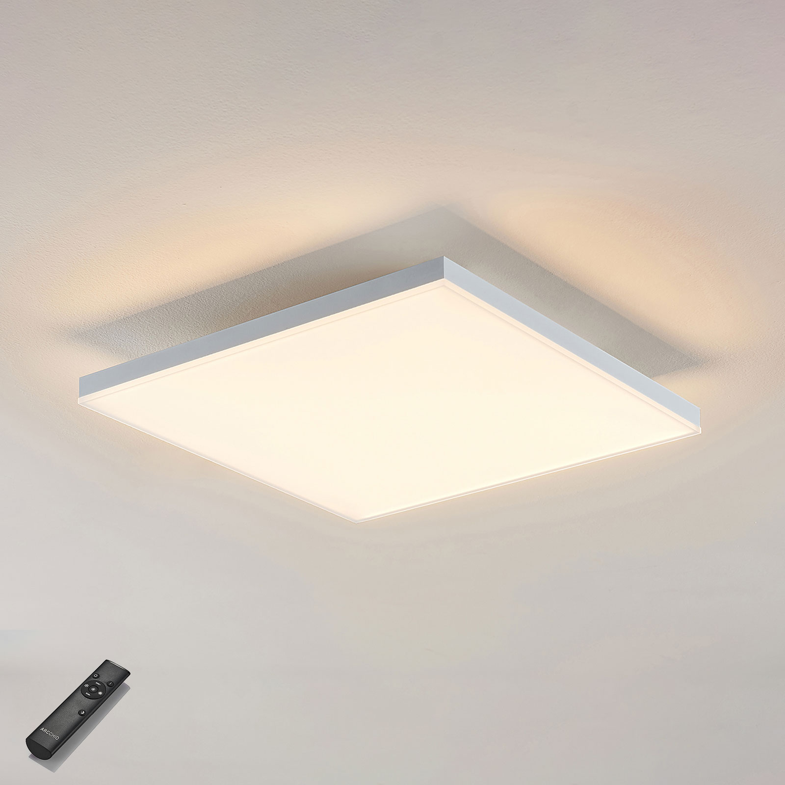 LED-Panel Blaan CCT Fernbedienung 39,5 x 39,5cm