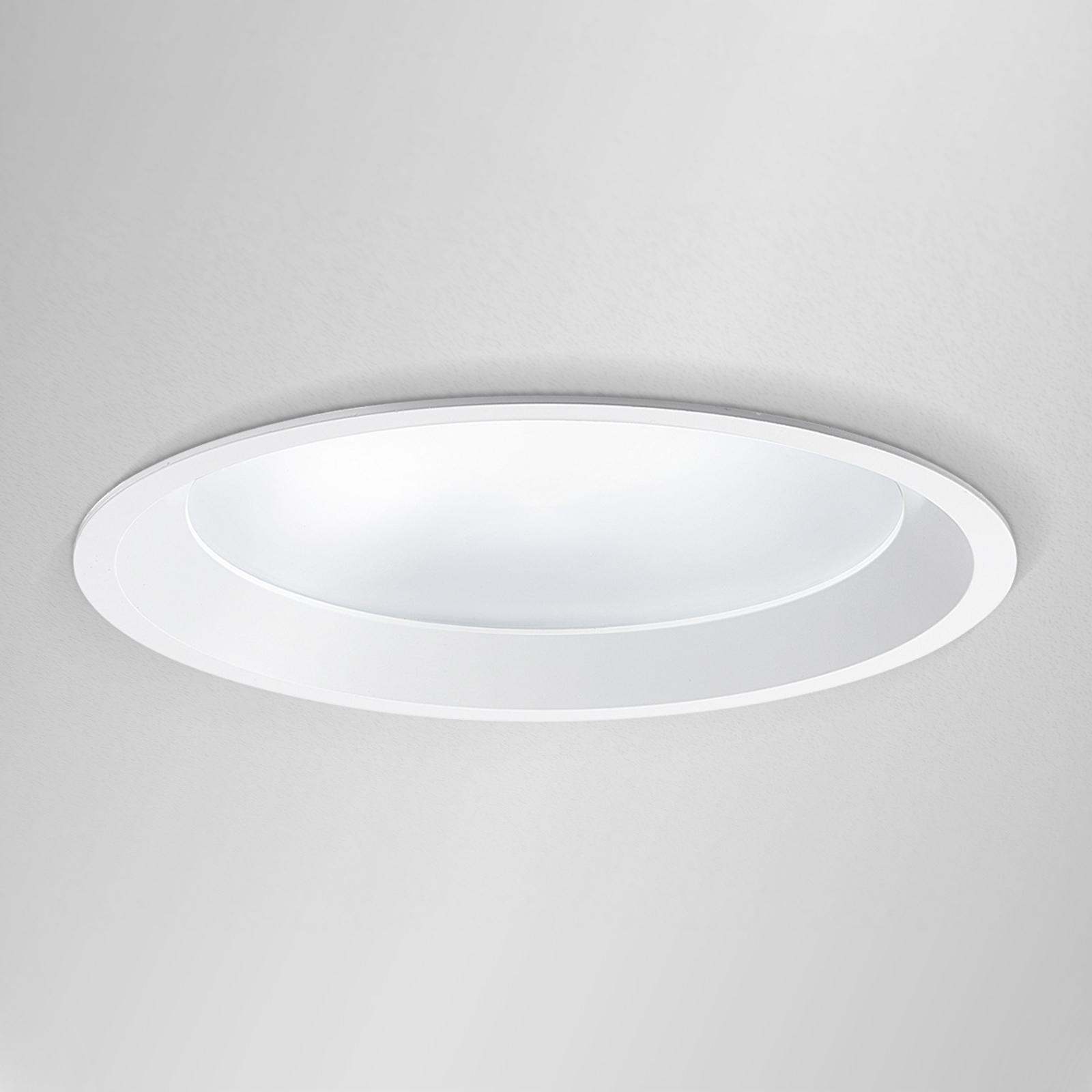 Průměr 19 cm - LED podhledový spot LED Strato 190