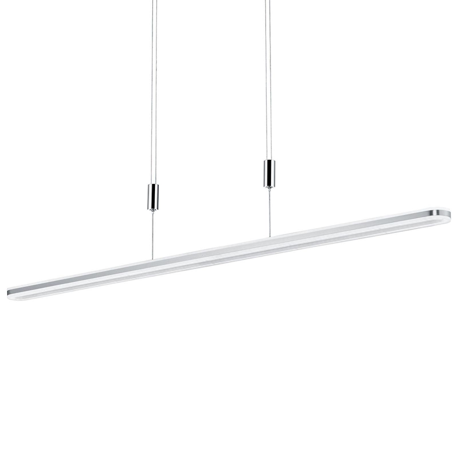 Suspension LED Ontario, hauteur réglable
