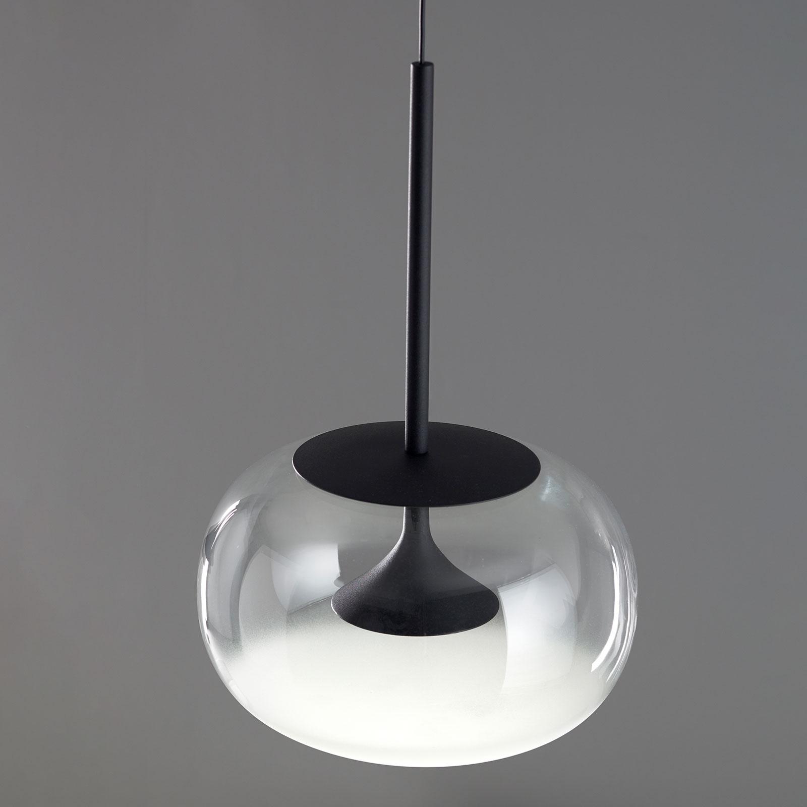 Grok Alive lampa wisząca 00-6671 podwójny klosz