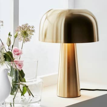 Lampe à poser Blanca, bronze