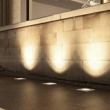 Arcchio Pavelo lámpara empotrada angular E27, IP67