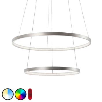 LED-hänglampa LOLAsmart Circle