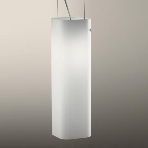 Illuminerende 1-lichts hanglamp CARRE