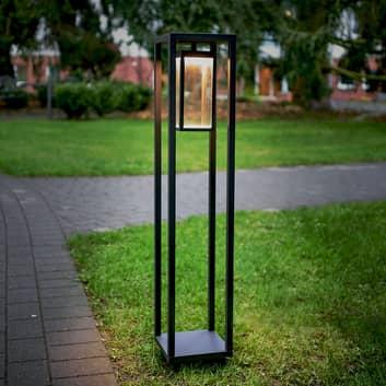 Kehysmallinen LED-pollarivalaisin Ferdinand