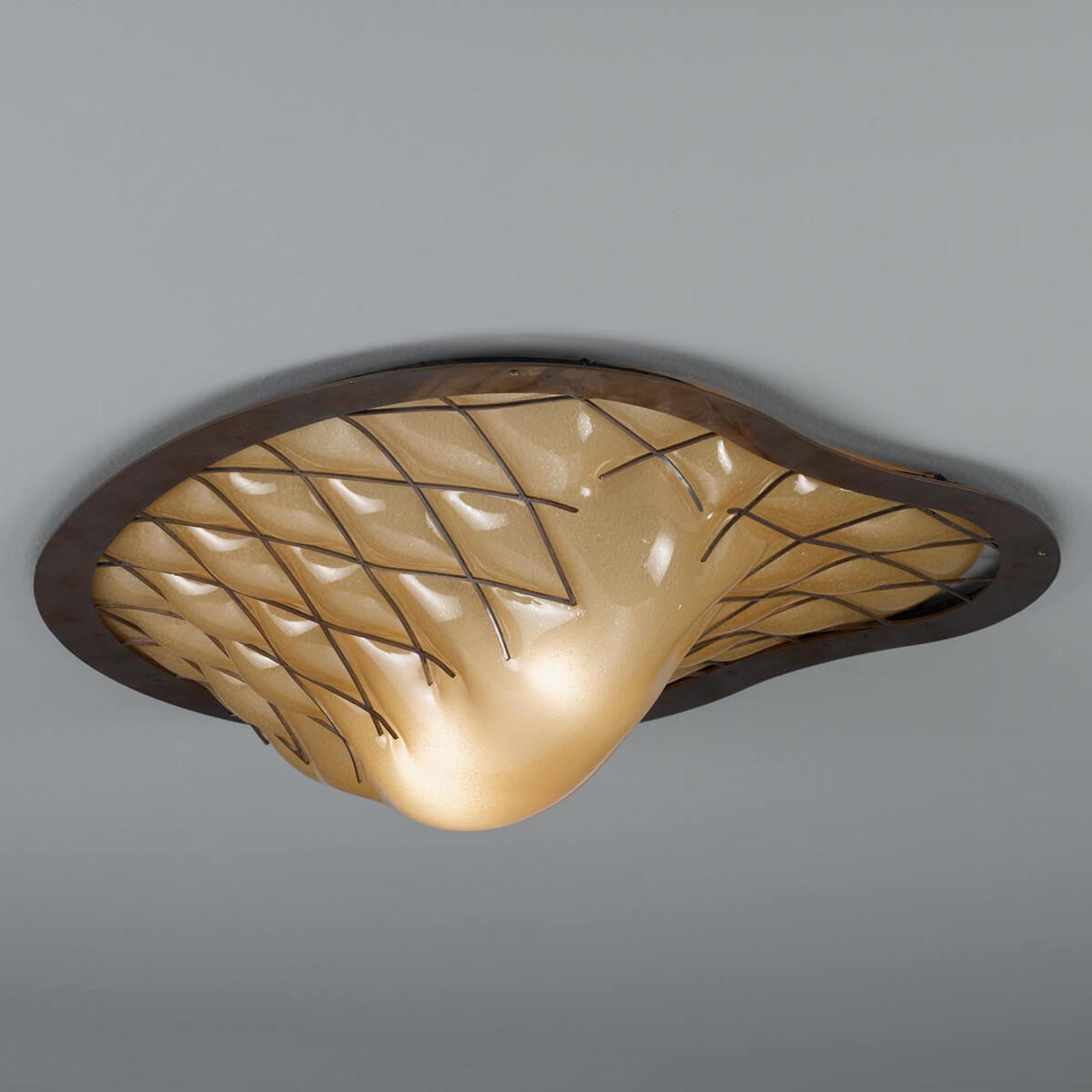 Lampa sufitowa Sant Erasmo - ręcznie wykonana