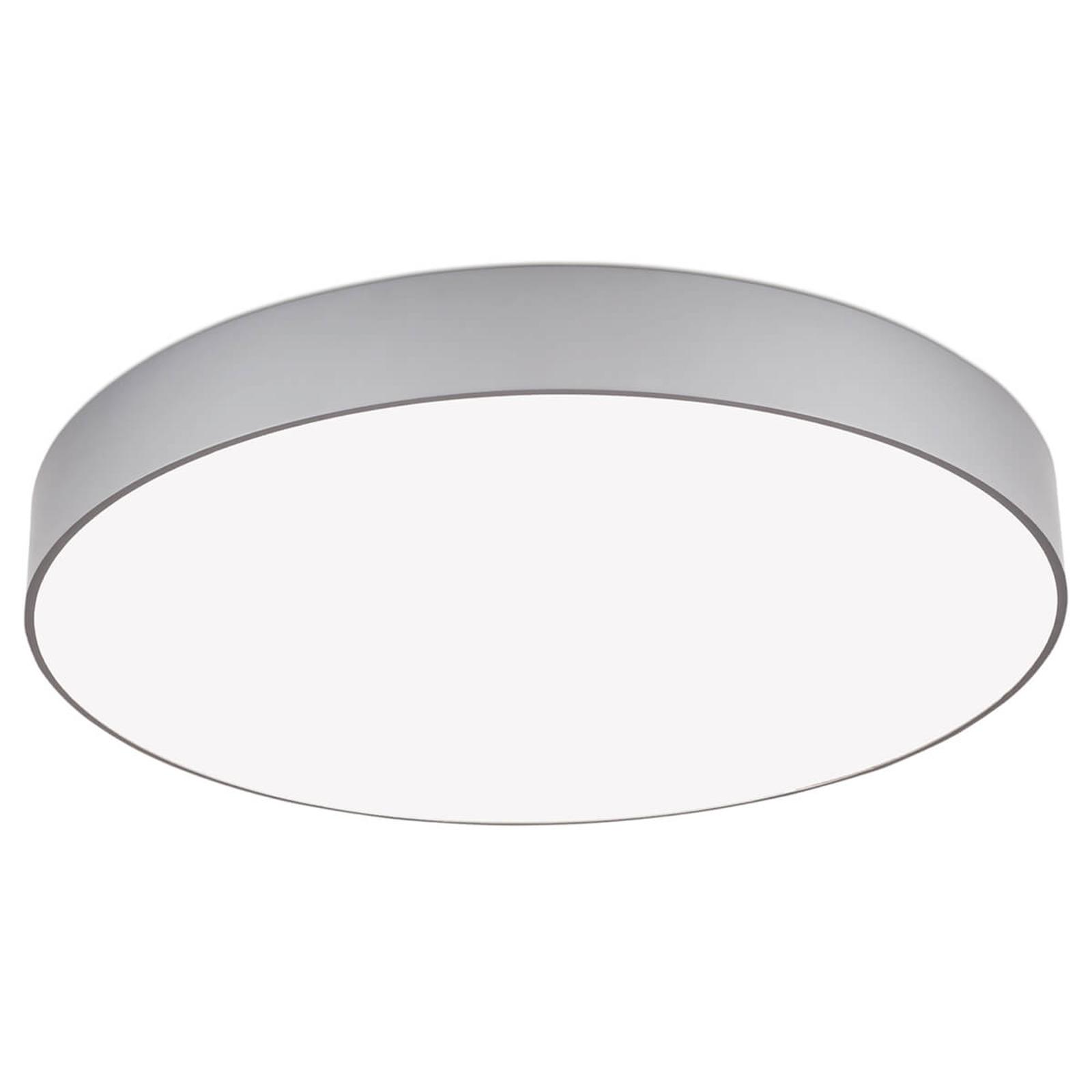 Ściemniana lampa sufitowa LED Egilo, 60 cm