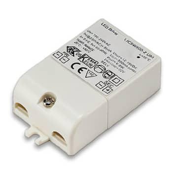 LED-ajuri 9 W, 500 mA