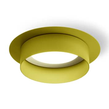 Modo Luce hammare taklampa direkt Ø 18 cm citron