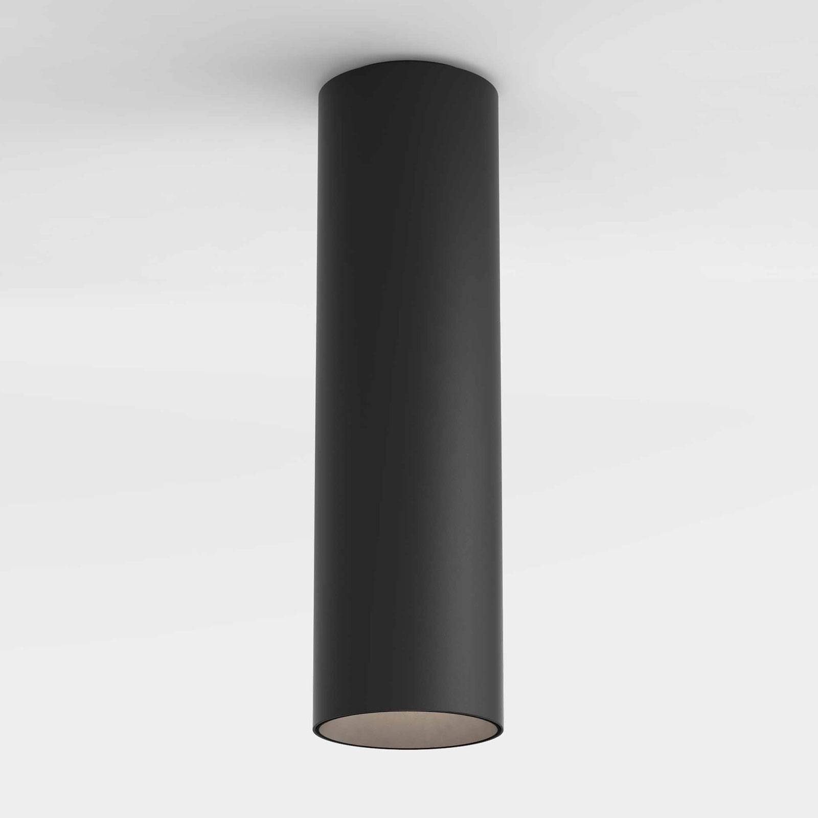 Astro Yuma Surface lampa sufitowa LED czarna