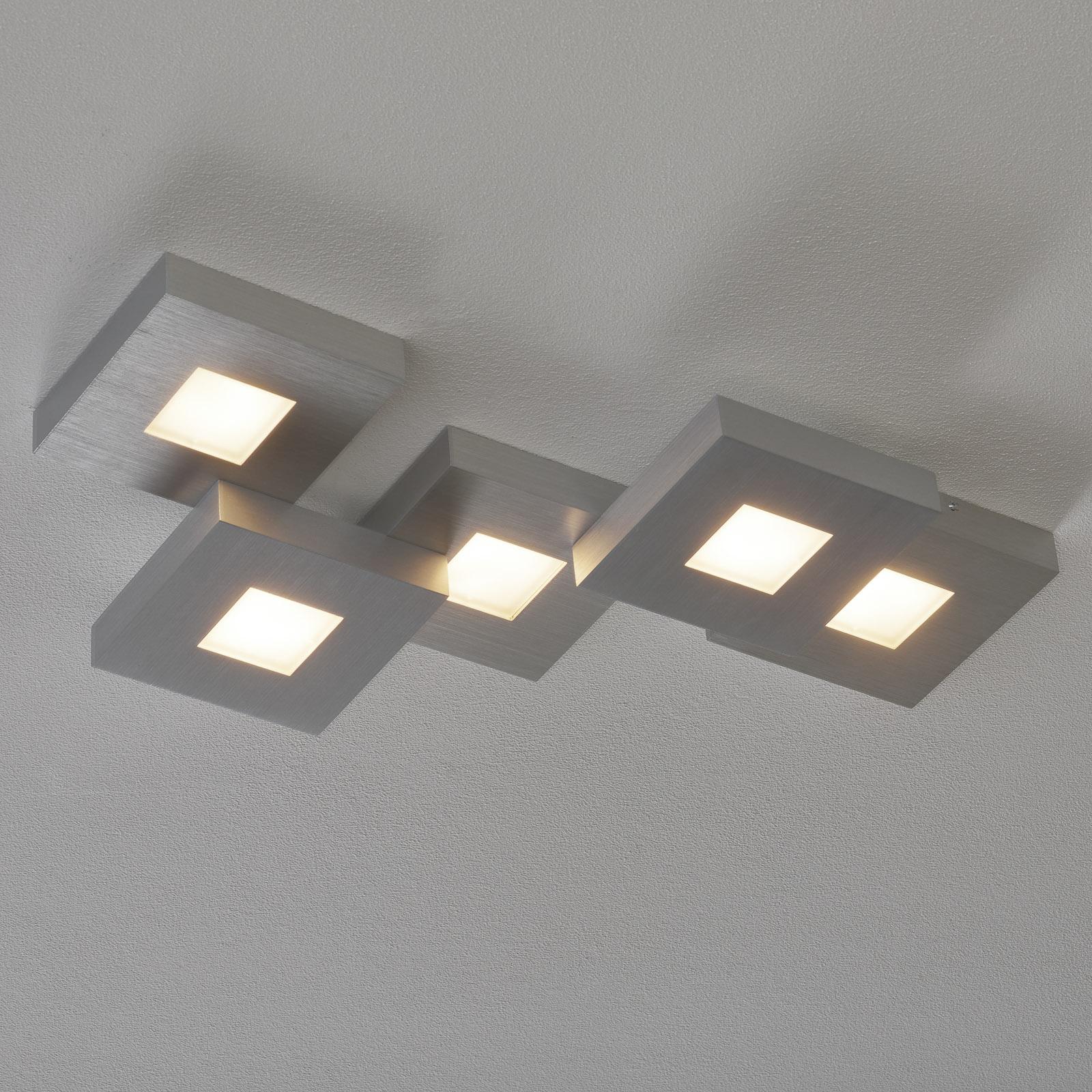 Ekstrawagancka lampa sufitowa LED Cubus