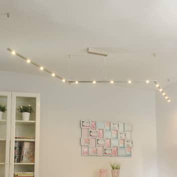 5000 lumen - fleksibelt LED-taksystem Elta