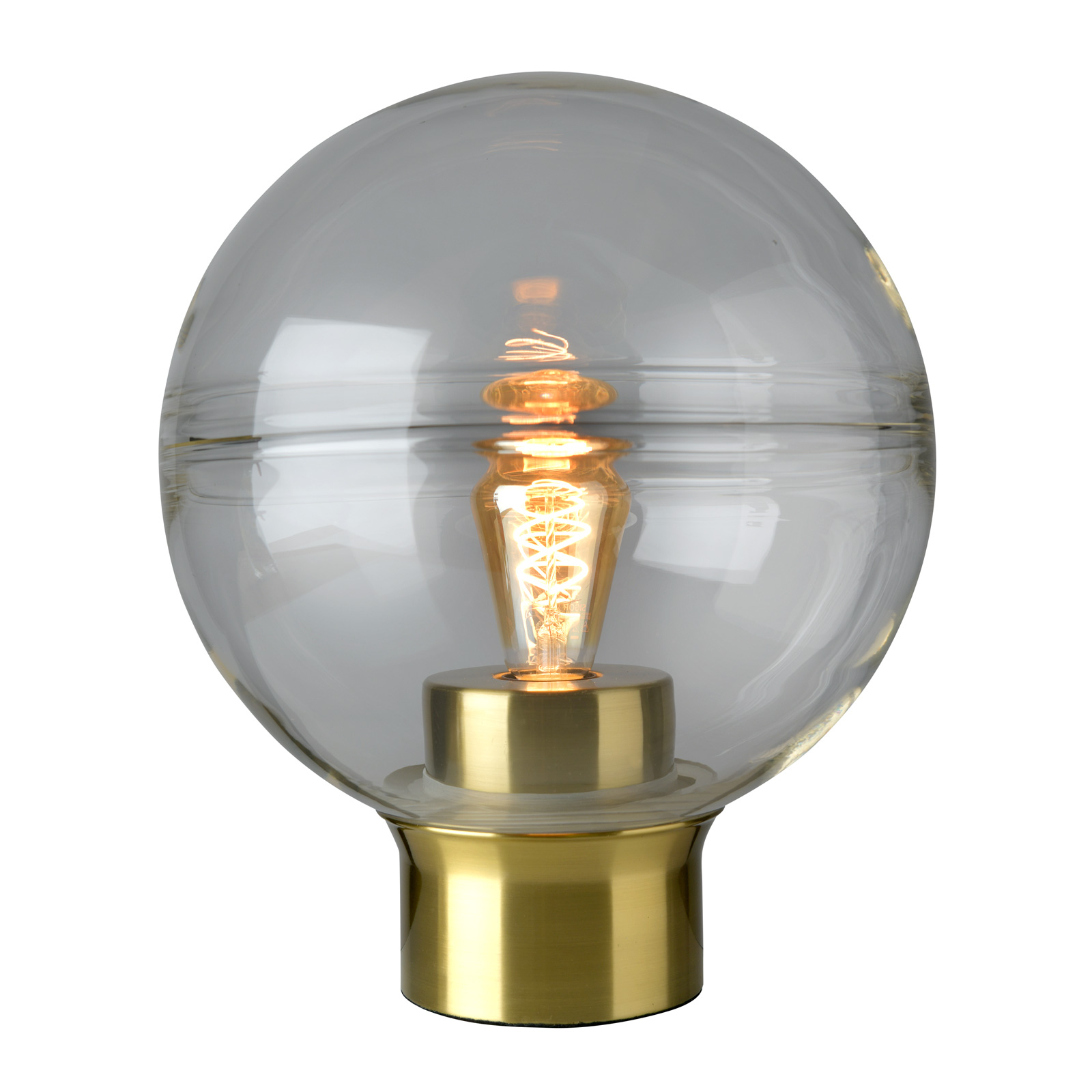 Villeroy & Boch Tokio tafellamp, goud Ø 30 cm