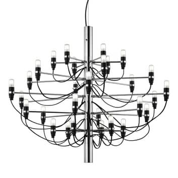 FLOS 2097 - ljuskrona, 50 lampor