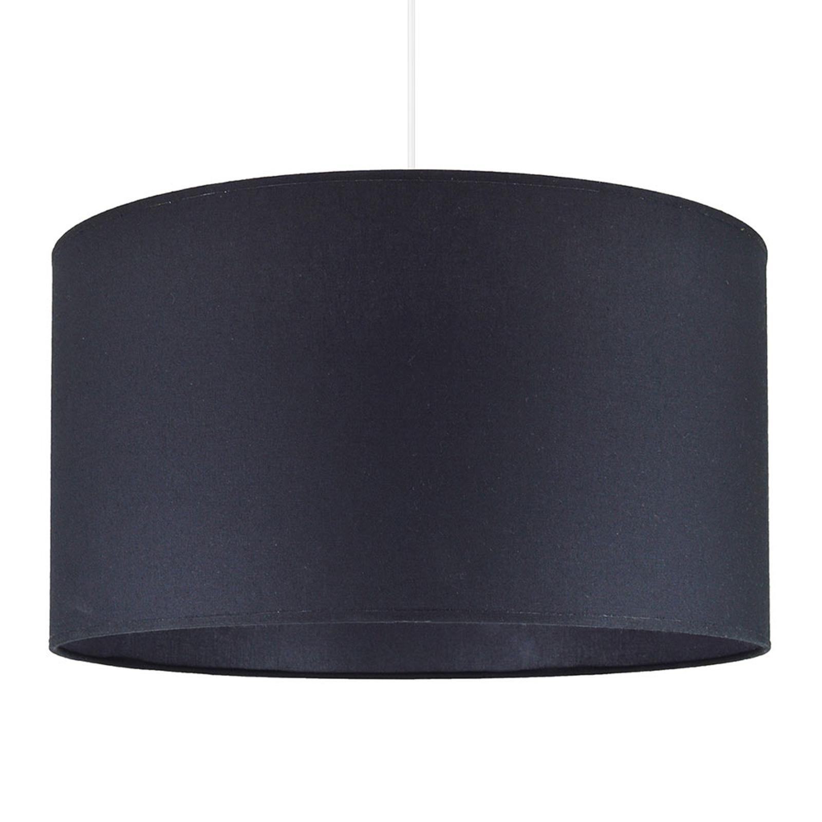 Lampa wisząca Roller, czarna
