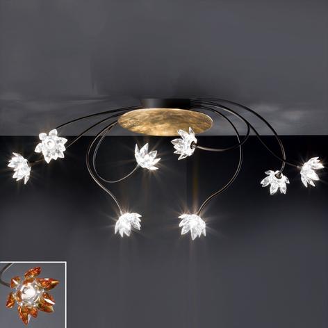 Kukikas FIORELLA-kattovalaisin 8 lamppua