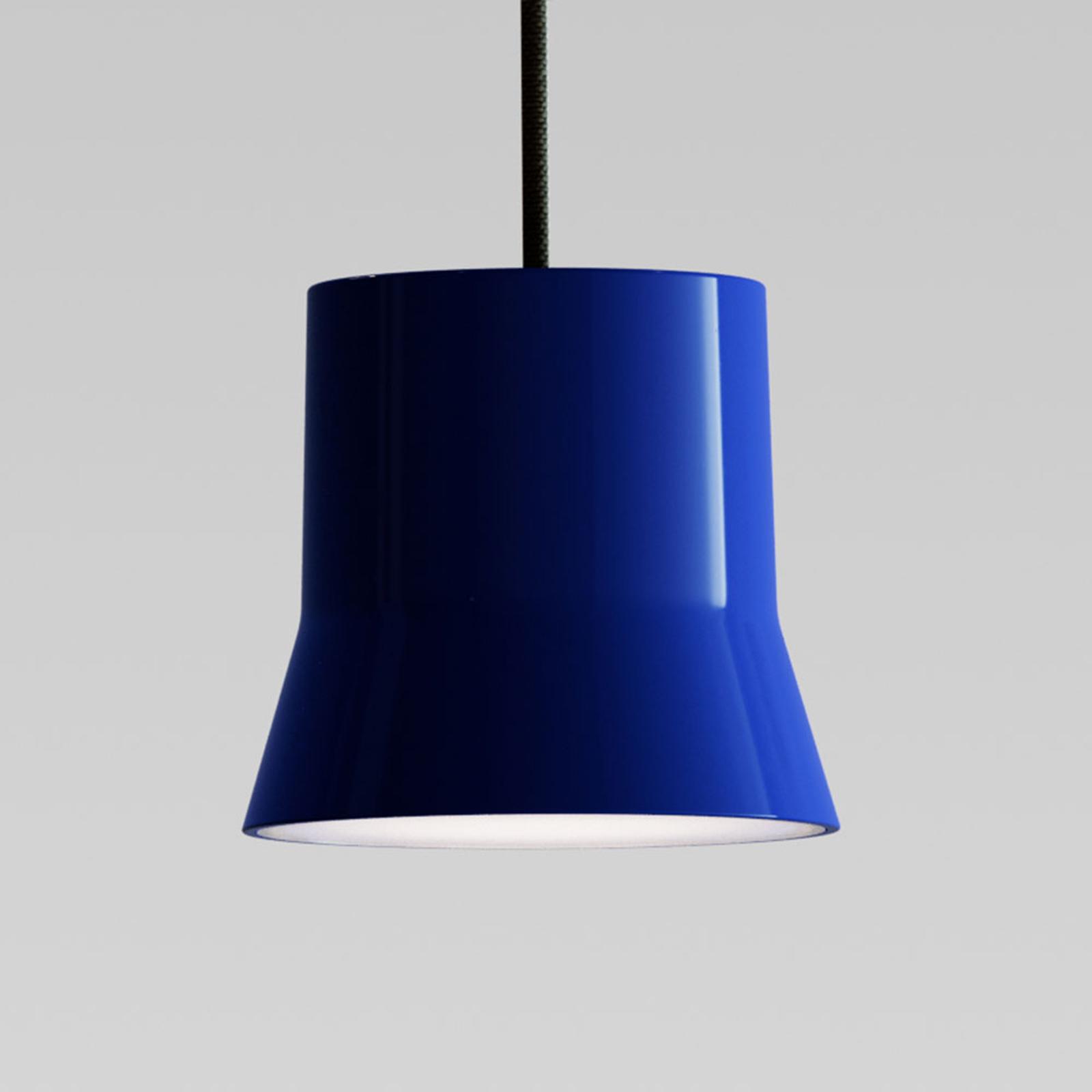 Artemide GIO.light LED-Hängeleuchte, blau