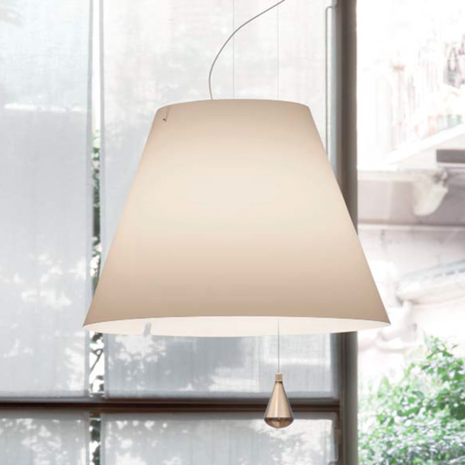 Elegante hanglamp Lady Constanza