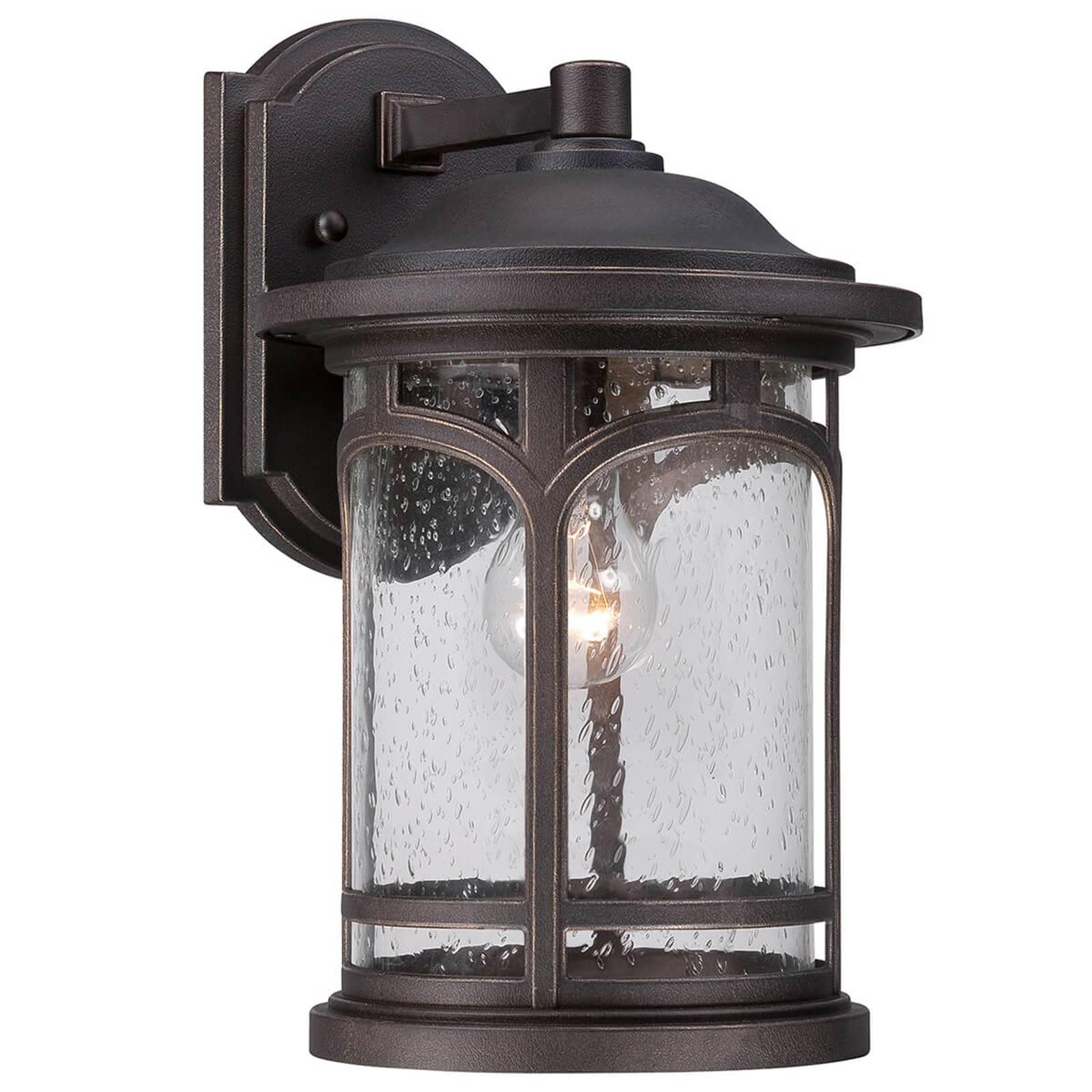 Buitenwandlamp Marblehead, hoogte 37 cm