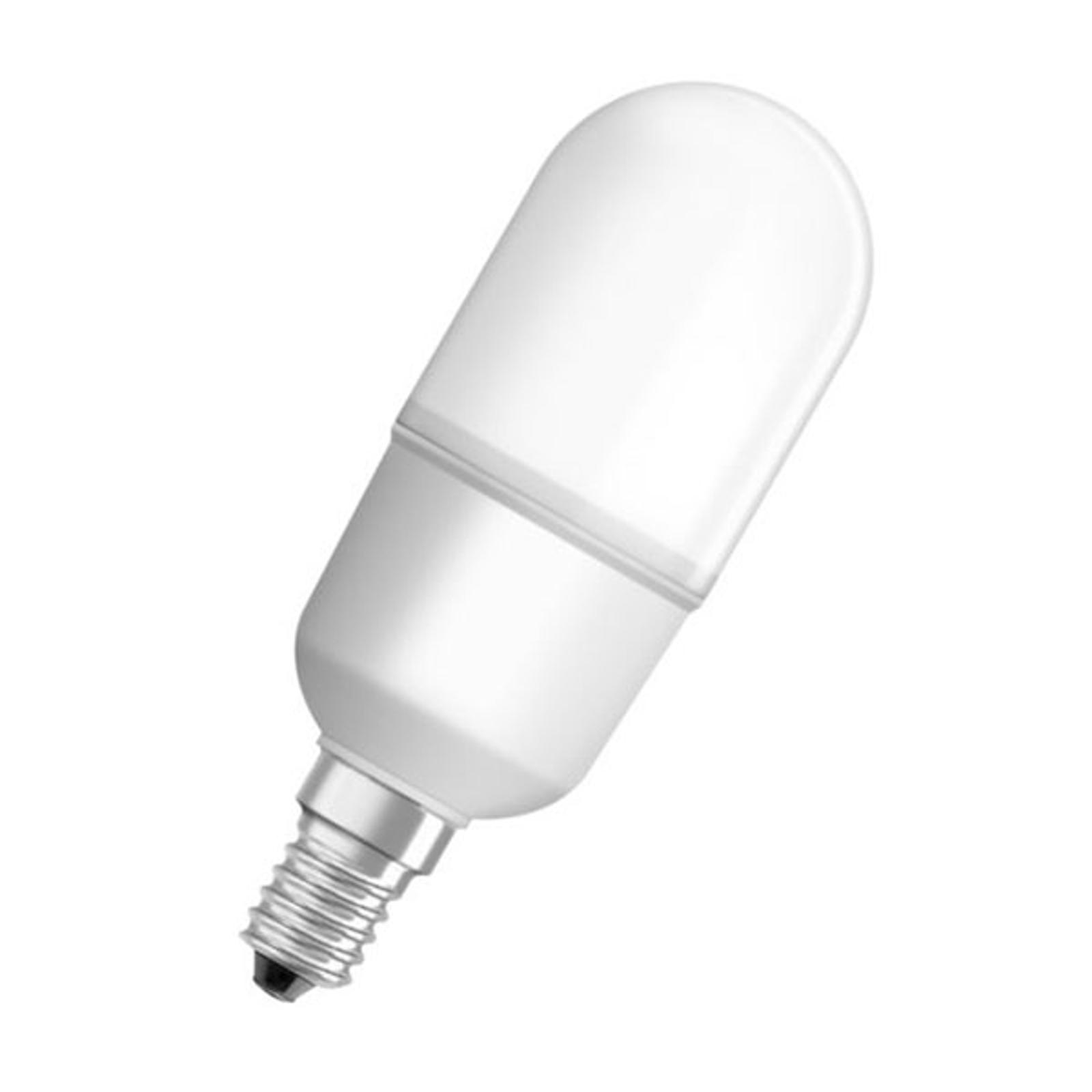 OSRAM LED-Lampe E14 Classic Stick matt 4.000K 8W
