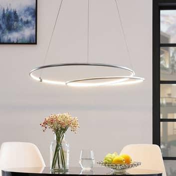 Lindby Lucy LED hanglamp, 70 cm, aluminium