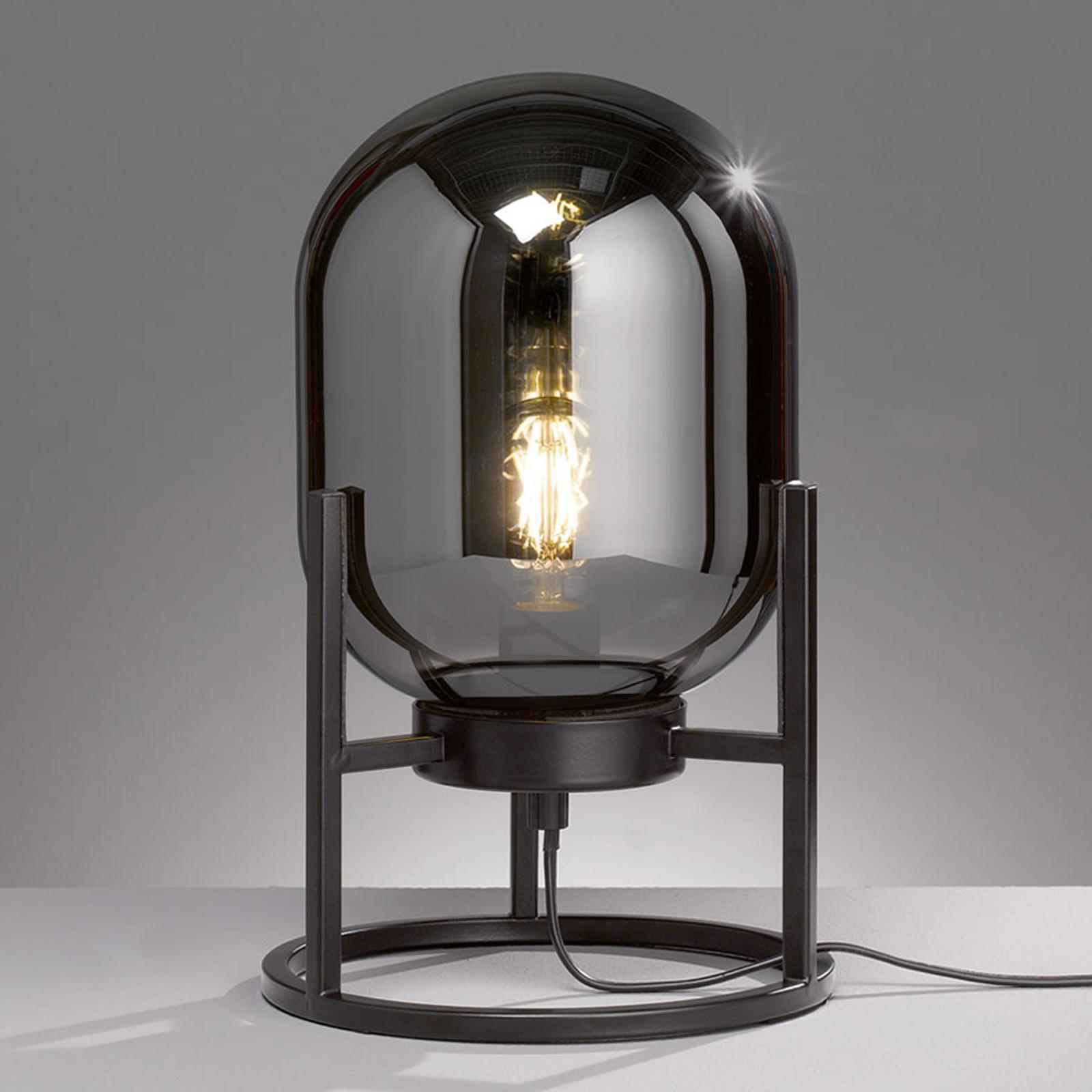 Trójnożna lampa stołowa Regi