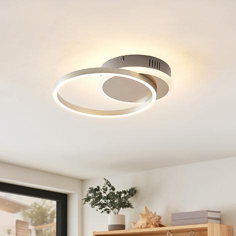 Lindby Smart Uzma LED-taklampa