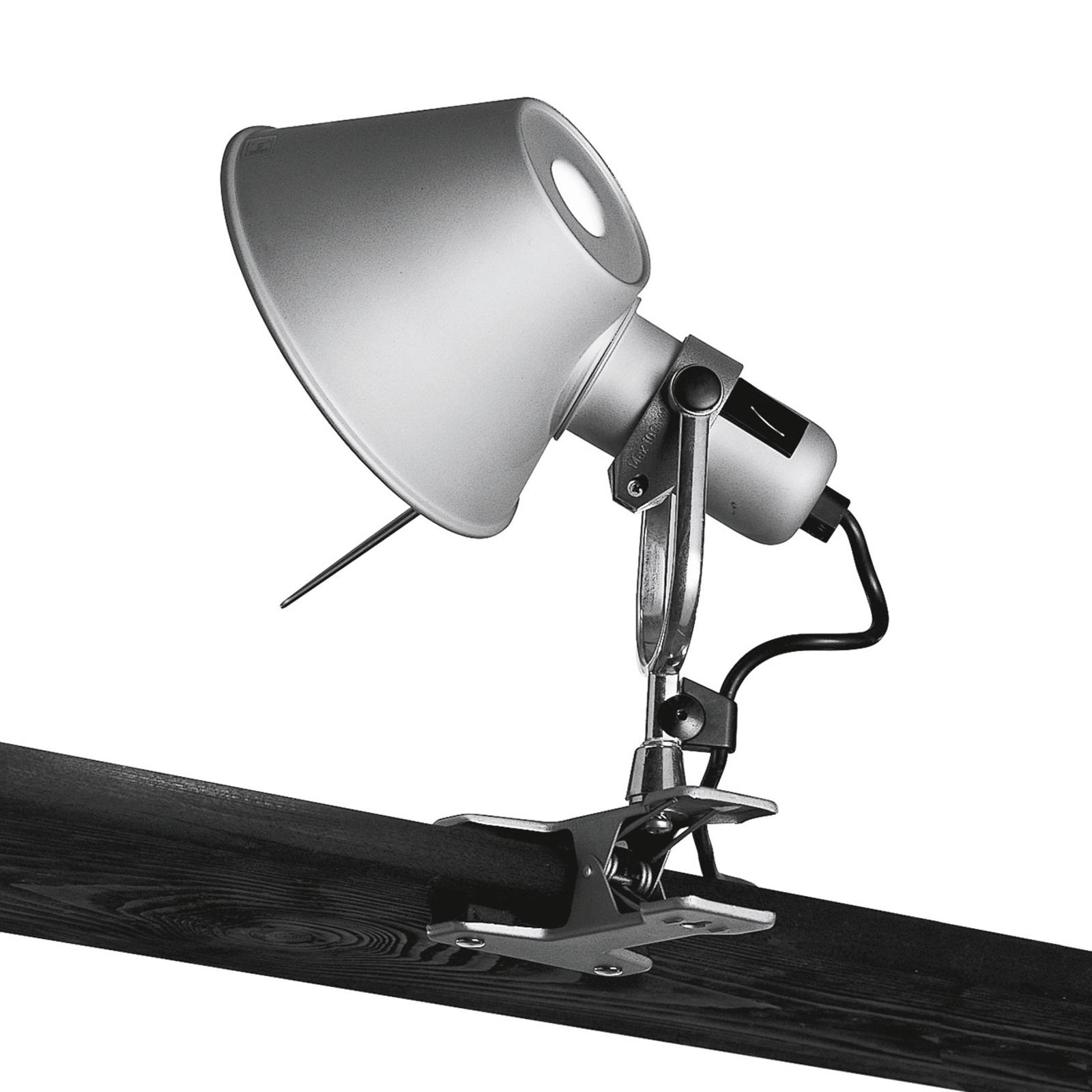 Artemide Tolemeo Pinza LED klemlamp 2.700K