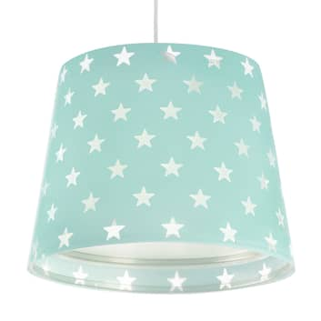 Efecto luminoso - lámpara colgante infantil Stars