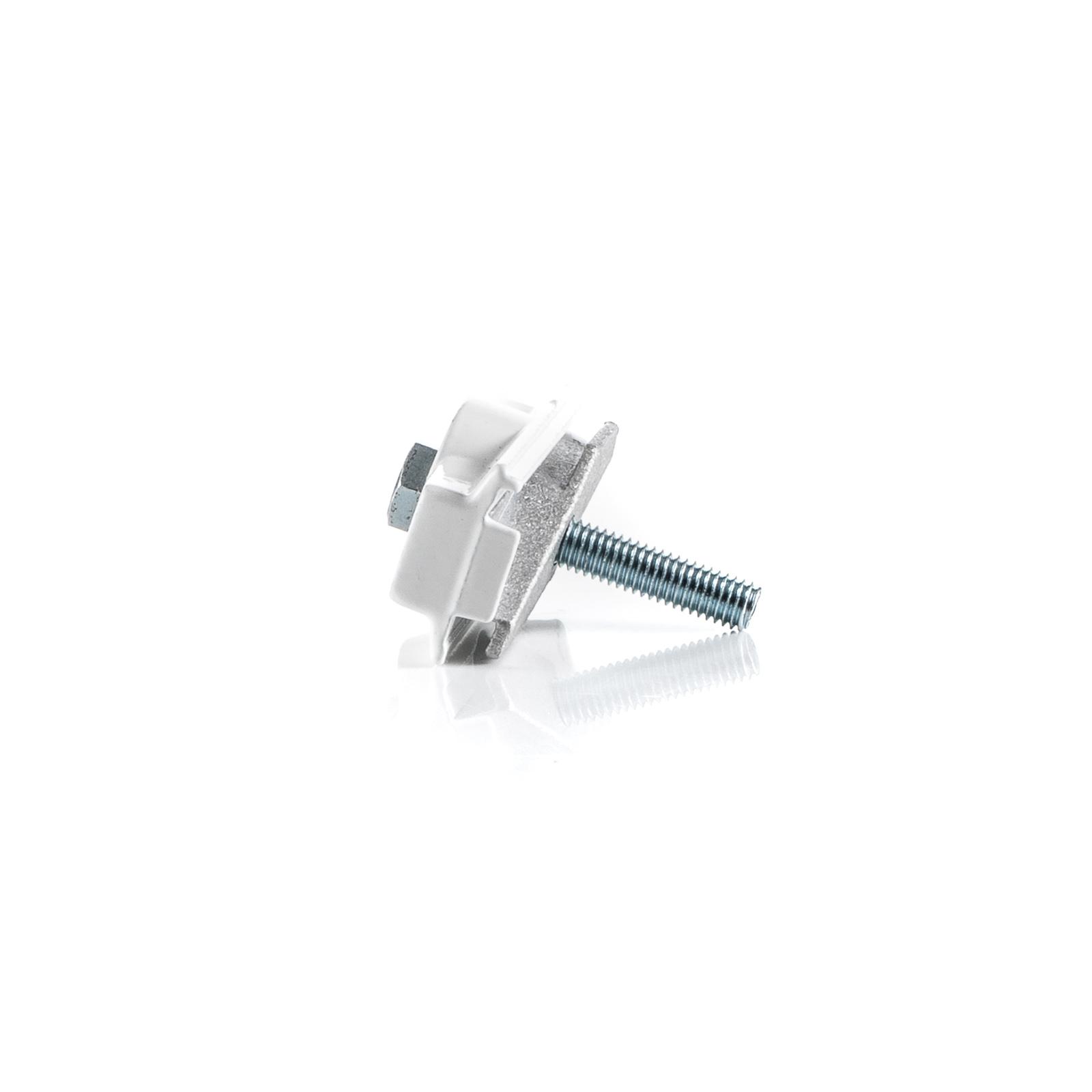 Ivela Adapter mechanisch, Schnellspanner, weiß