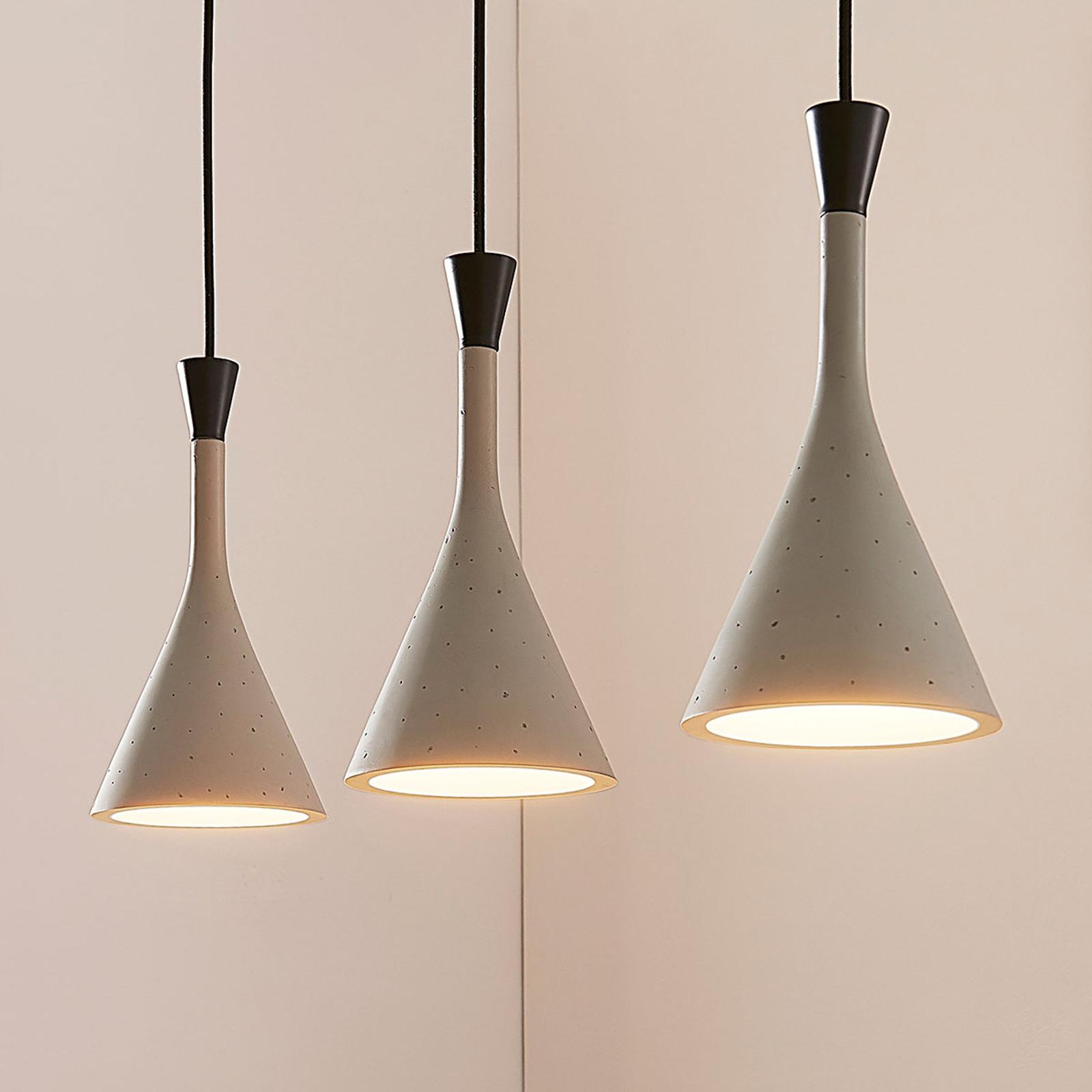 Three Bulb Pendant Light Flynn For Dining Tables Lights Co Uk