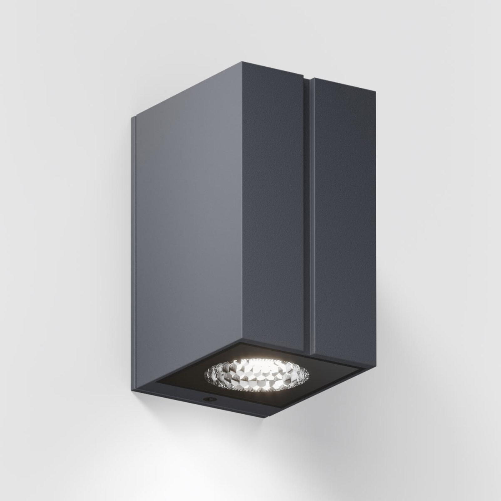IP44.de Cut one LED-Außenwandleuchte, anthrazit