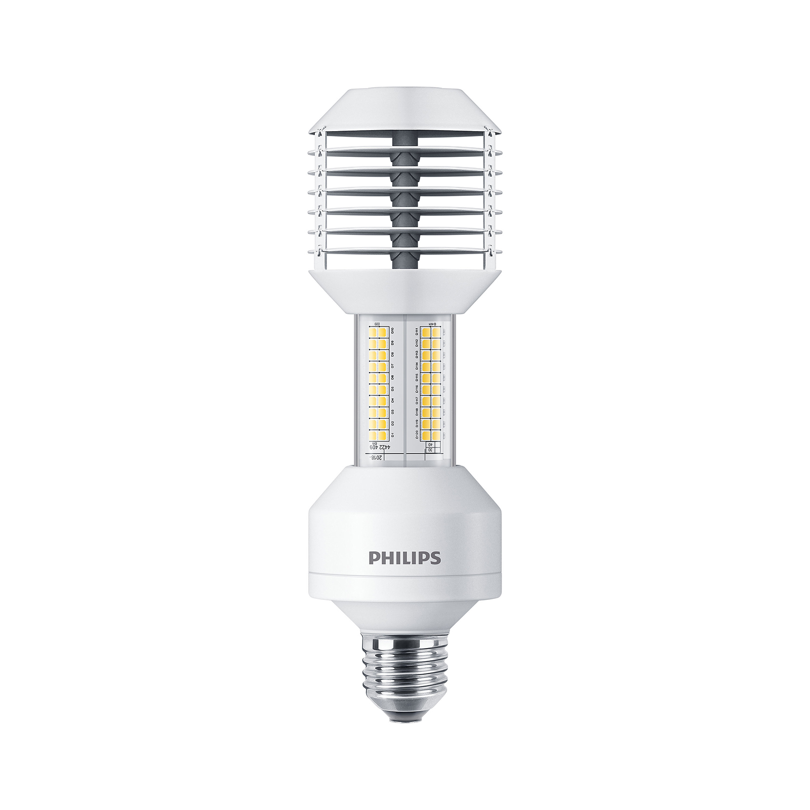 Philips E27 ampoule LED TrueForce Road 60 35 W 740