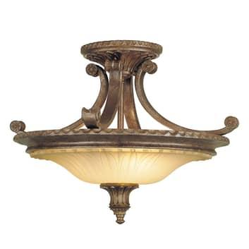 Loftlampe Stirling Castle, antik, med afstand