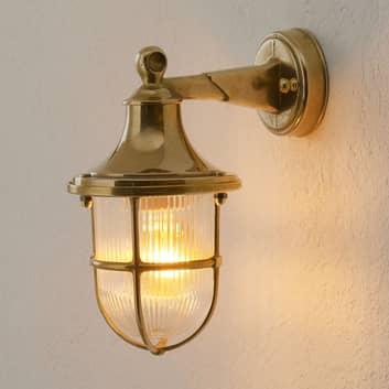 Elegante lámpara para pared exterior Ocean