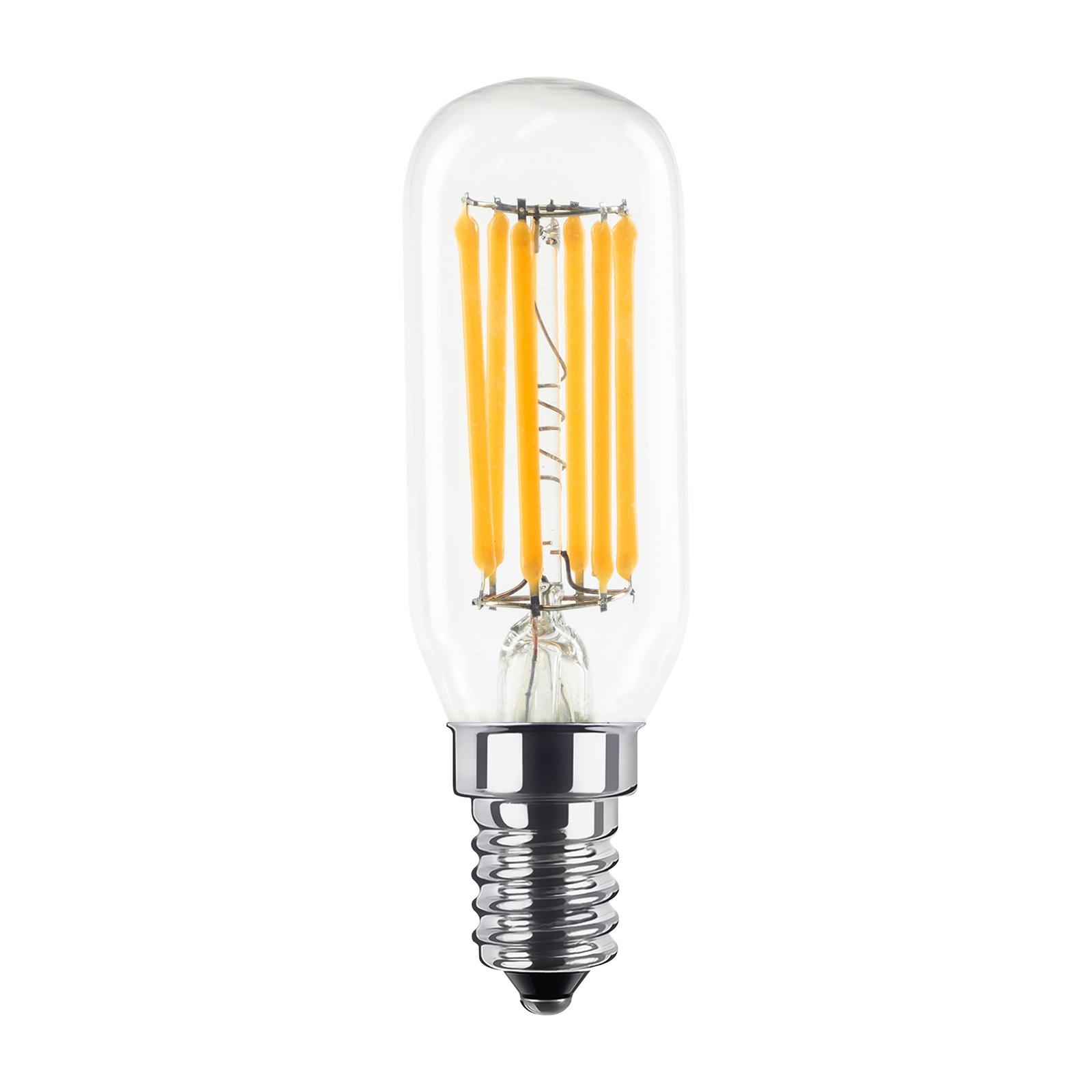 SEGULA LED-Mini Tube High Power, E14, 4,7W, 400lm