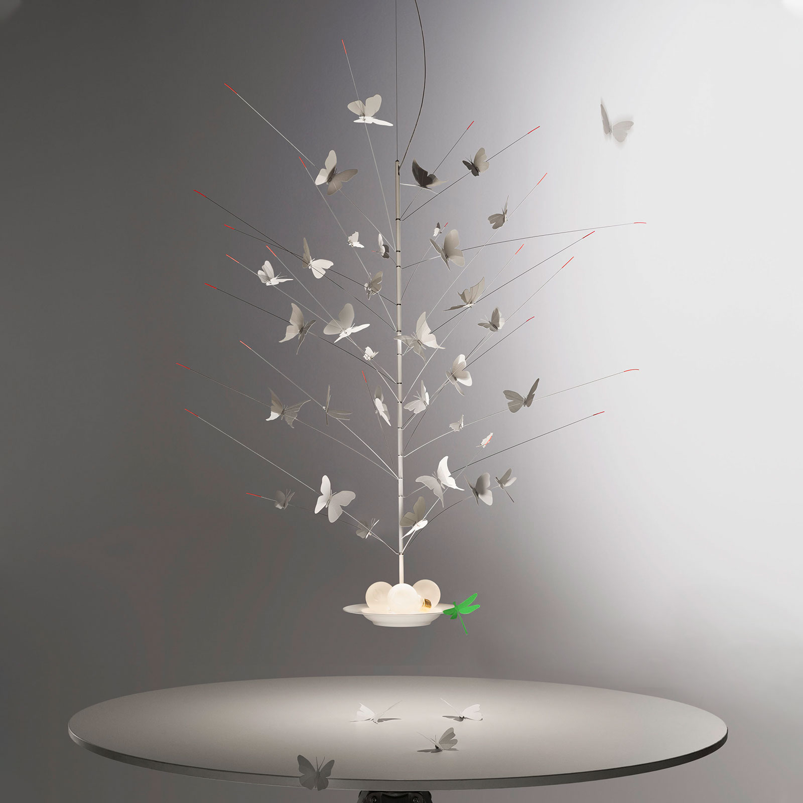 Ingo Maurer La Festa Delle Farfalle Pendel 85 cm