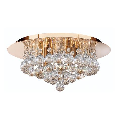 Hanna loftlampe 35 cm klar