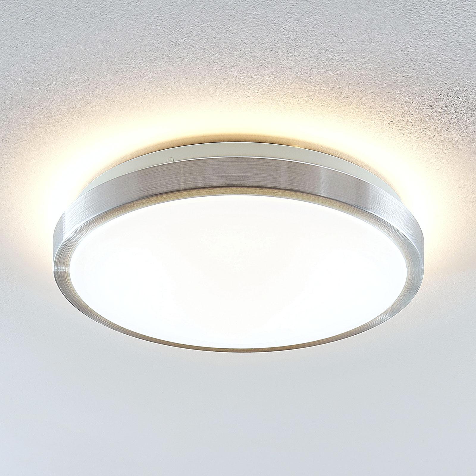 Lindby Emelie LED -kattovalaisin, pyöreä, 35 cm